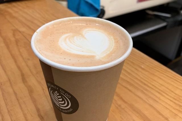 グラナダのコーヒー